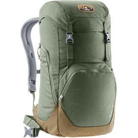 Deuter Walker 24 Mochila, khaki/lion